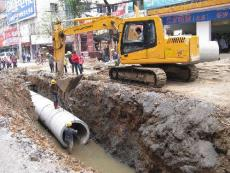 石排 石龍 石碣 雨污分離 排污管安裝工程