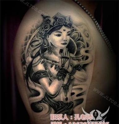 纹身,九龙堂纹身,英文纹身