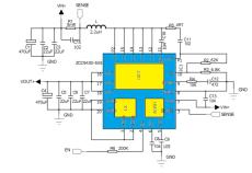 耐壓30V的內置MOS同步升壓IC-ZCC9430