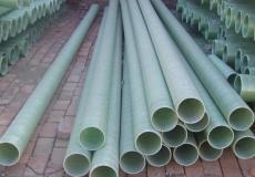 自產自銷玻璃鋼電纜保護套管電力穿線管