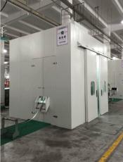 風冷熱泵機組噪聲處理方法