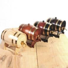 廠家直銷橡木酒桶定制實木葡萄酒桶
