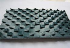 大理石拋光機輸送帶 倒三角瓷磚磨光機皮帶