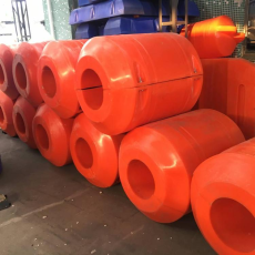 海上電纜鋪設管道浮筒聚乙烯浮體銷售