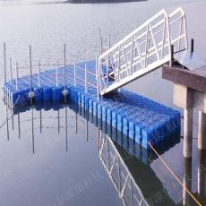 水上搭建設施浮體 海上釣魚平臺浮動