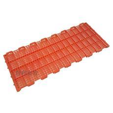 肉鴨漏糞板鴨育雛小孔漏糞板塑料鴨床