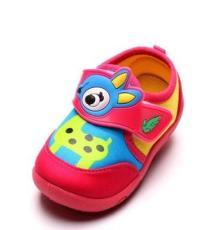 新款时尚卡通宝宝鞋1-3岁幼儿童鞋软底透气布面学步鞋