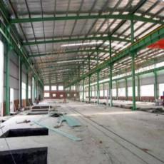 上海鋼結構廠房回收專業拆除回收