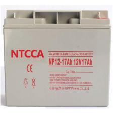 NTCCA免維護蓄電池NP55-12 12V55AH及變電站