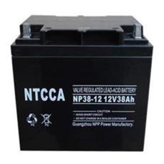 NTCCA恩科蓄電池NP100-12 12V100AH割草機