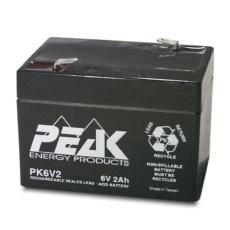 法國PEAK蓄電池PK12V2.6 12V2.6AH基站儲能