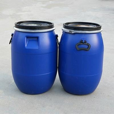 60升塑料桶 包箍桶60L塑料桶 60升大口塑料