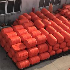 柏泰可升降式攔污排浮筒河道攔污網浮漂價格
