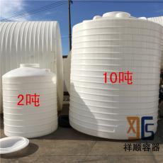 10立方大容量塑料水桶 10立方澆花困水桶