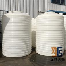 7立方pe水箱 7立方塑料儲罐 7噸塑料水塔