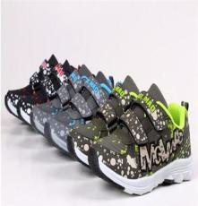 2014品牌童鞋厂家直销库存童鞋超低价运动鞋