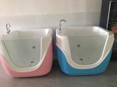 陜西西安亞克力嬰幼兒泡泡池沐浴盆生產廠家