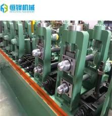 大口径焊管机设备 壁挂炉焊管机 不锈钢工业小管件焊管机组