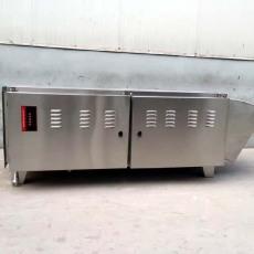 濟南小吃店排煙通風系統安裝 油煙凈化設備