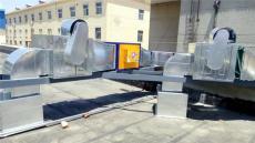 濟南油煙廢氣處理公司 餐飲排煙通風系統