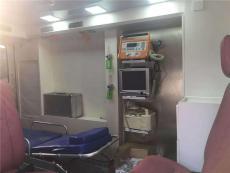 酒泉長途120救護車出租-請致電