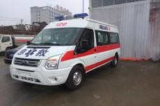 隴南救護車出租服務第一-