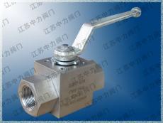 316L手動內螺紋球閥