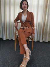 南京女士小西装 职业装西装订制店蝶创服饰