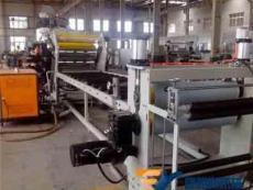 PVC透明软片生产线-PVC软片材生产线-软门帘生产线