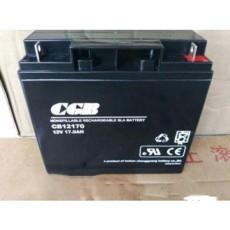 CGB蓄电池12V33AH授权经销商