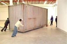 提供设备装卸搬运至新车间就位,机组设备卸车搬运至机房就位