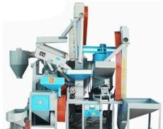 湖南祁阳固定成套组合碾米机 长沙打米机械优秀供应商