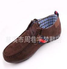 2014新款休闲时尚男布鞋批发 韩版帆布鞋