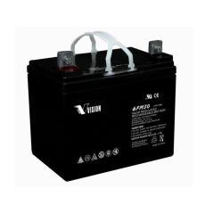 威神蓄電池CP12120免維護12V12AH三年保修