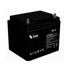 威神蓄電池CP12240免維護12V24AH零售批發