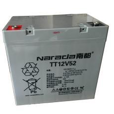 南都蓄電池6-FM-100免維護鉛酸12V100AH直銷