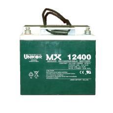 UNIKOR聯合蓄電池MX12040 12V4AH數據中心