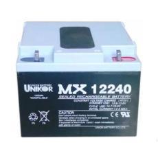 聯合閥控式蓄電池MX 12240 12V24AH客車照明