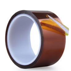 廠家生產高溫膠帶茶色高溫膜綠色自粘高溫