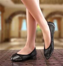 廠家直銷 歐美真皮女鞋柔美舒適單鞋時尚洞洞鞋網網鞋 超柔平底鞋