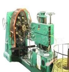 16錠單盤鋼絲編織機