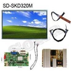 32寸高亮液晶屏套件配套戶外廣告機戶外查詢機專用高亮液晶屏