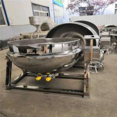 蒸煮羊肉湯夾層鍋 電加熱導熱油夾層鍋