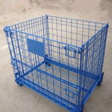 厂家现货销售金属仓储笼 储物笼 稳定性高