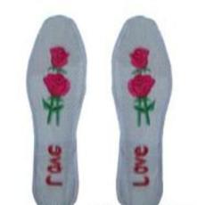 廠家供應銷售電腦刺繡鞋墊