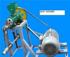 可調型多功能飼料膨化機 玉米棒膨化機