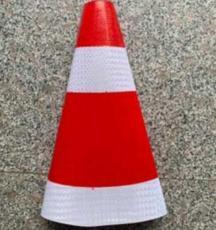 甘肃兰州橡胶路锥与武威交通路锥详情
