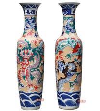 上海景德镇陶瓷大花瓶批发