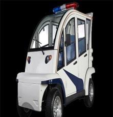 供應益高品牌4座5座封閉式電動警務巡邏車電動城市巡邏車
