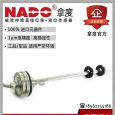 拿度NADOMH緊湊磁致伸縮直線位移傳感器尺計-破碎機盾構機垃圾壓